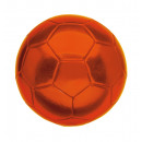wholesale Balls & Rackets: Football  Kick  color orange