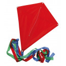 wholesale Pendant: Promotion Kites Looping color red