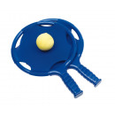 Beach Ball Set   Have fun  color blue