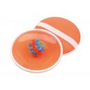 groothandel Ballen & clubs: Set Beach  Gamble  kleur wit, oranje