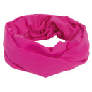 wholesale Scarves & Shawls: Multifunktionstuch  Trendy  color pink
