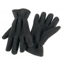wholesale Gloves: Polar Fleece  Gloves  Antarctic  black