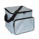 groothandel Koeltassen: Cool bag  Ice  kleur zilvergrijs