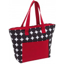 wholesale Cooler Bags:Cooler bag DOTTY, red