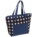 wholesale Cooler Bags: Cool bag Dotty color blue