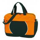 wholesale Mobile phone cases: Document bag Pi color black orange,
