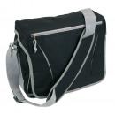 Großhandel Handtaschen: Umhängetasche AFRICA, schwarz, grau