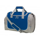 wholesale Travel and Sports Bags: Gym Bag Gym color gray, dark blue