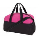 mayorista Bolsas de viaje y deporte: bolsa de deporte aptitud de color negro, rosa