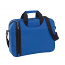 wholesale Miscellaneous Bags: Document bag Busy color blue