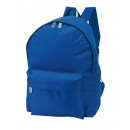 Großhandel Rucksäcke: Rucksack  Top  Farbe blau