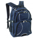 wholesale Backpacks: Backpack  hype  color blue, black