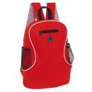 Großhandel Rucksäcke:Rucksack TEC, rot