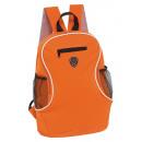 hurtownia Plecaki: Plecak  Tec  w  kolorze pomarańczowym