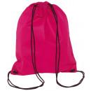 grossiste Fournitures scolaires: Sacs de sport Downtown couleur rose