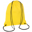 wholesale School Supplies: Gym Bags   Downtown  color yellow