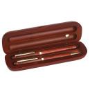 grossiste Stylos et crayons: jeu d'écriture  élégante  Poet  couleur brune