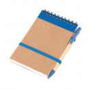 wholesale Booklets & Blocks:Notepad RECYCLE, blue