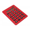 Calculatrice  Buddy  couleur rouge
