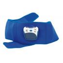 hurtownia Akcesoria sportowe & fitness: Pas fitness  body  shaper  kolor niebieski