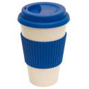 Großhandel Tassen & Becher: Kaffee-Becher ECO CUP, blau