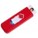 wholesale USB-Accessories: USB Cigarette Lighter FIRE UP, red