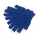 wholesale Gloves: Touchscreen Gloves  operate , Blue
