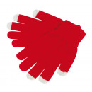 wholesale Gloves: Touchscreen Gloves  operate , red