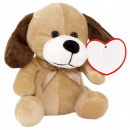 wholesale Dolls &Plush:Plush Dog Peppo, brown