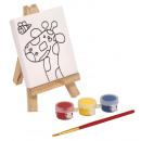 grossiste Peintre besoins: Malset BROSSE & EASEL, coloré