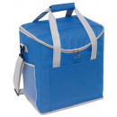 wholesale Cooler Bags: Cooling bag FROSTY, blue, gray