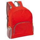 hurtownia Plecaki: Plecak  Wolontariat, składany czerwony