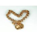 wholesale Bracelets: LARA stainless steel bracelet gold plated