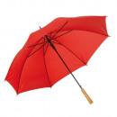 Großhandel Regenschirme:-Automatik Stockschirm LIMBO, rot