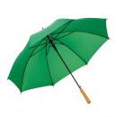 Großhandel Regenschirme:-Automatik Stockschirm LIMBO, grün
