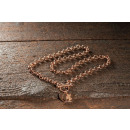 wholesale Necklaces: LAURA stainless steel chain rose gold plated