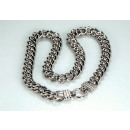 wholesale Necklaces: JENNIFER stainless steel necklace polished