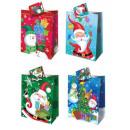 Weihnachtstüten Geschenktüten Papiertüten L