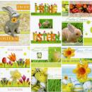 Großhandel Glückwunschkarten:Osterkarten
