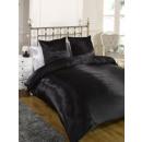 Großhandel Bettwäsche & Matratzen: Französisch Größe  160 cm Bett satin Putz