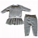 hurtownia Odziez dla dzieci i niemowlat: Ubrania dla  dzieci-sobie legginsy w pkt