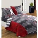 Großhandel Bettwäsche & Matratzen: Deckbettenbezüge -  200 x 200 cm + rutscht - London
