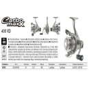 CARBOMAXX 460RD reel