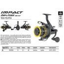 IMPACT CARP FEEDER  & LONG CAST 960 reel