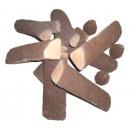 Großhandel Kaminöfen: 11 teiliges  Keramikholz Set für Ethanolkamine