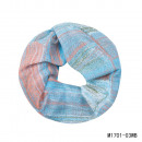 mayorista Plantas y macetas: Bucle del arco  iris de color turquesa