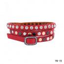Großhandel Schmuck & Uhren:Armband YN-19 rot