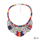 wholesale Jewelry & Watches:Necklace XM-19 colorful