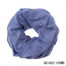 wholesale Jeanswear: Loop Bluemenstrauß jeansblau