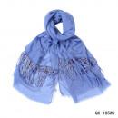 wholesale Jeanswear:Scarf QX-105WJ jeansblau